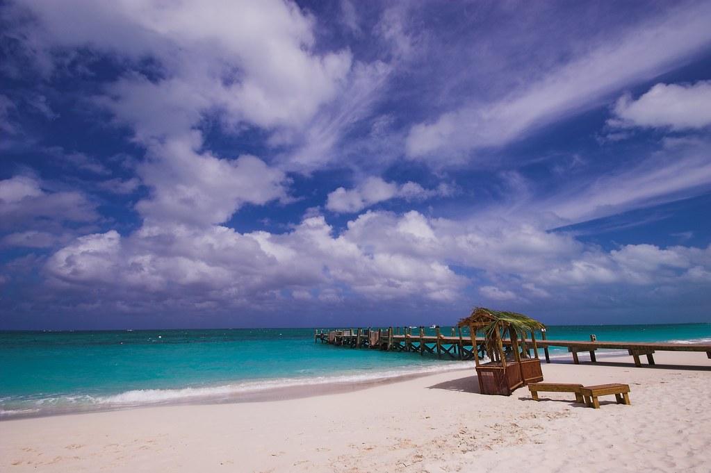 острова Turks and Caicos
