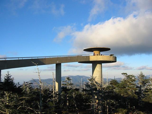 Clingman's Dome - Smokey Mountains