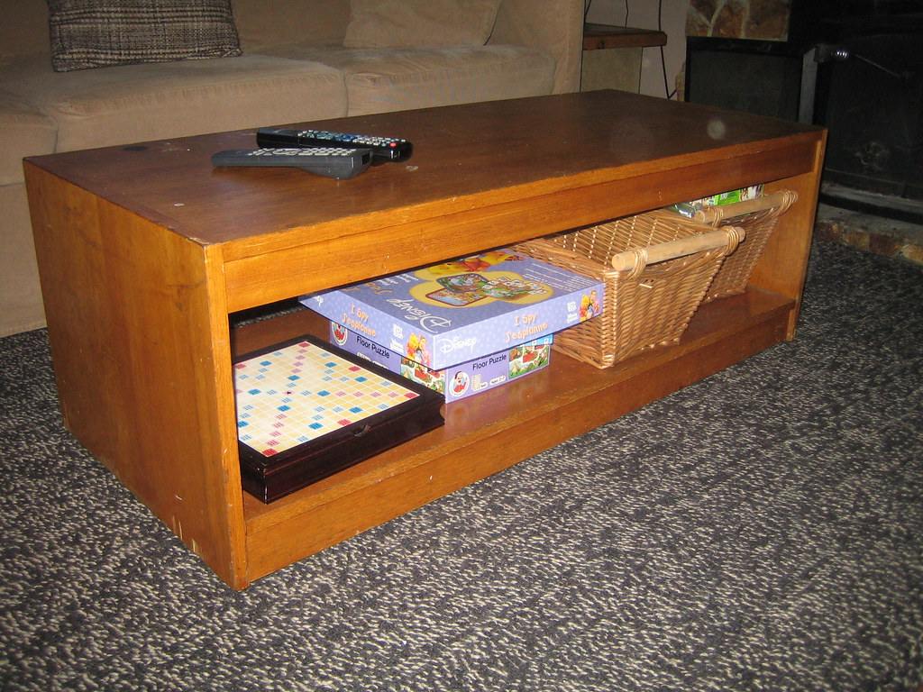 2 Coffee Table With Storage On Wheels 50 Obo Good Sha Flickr