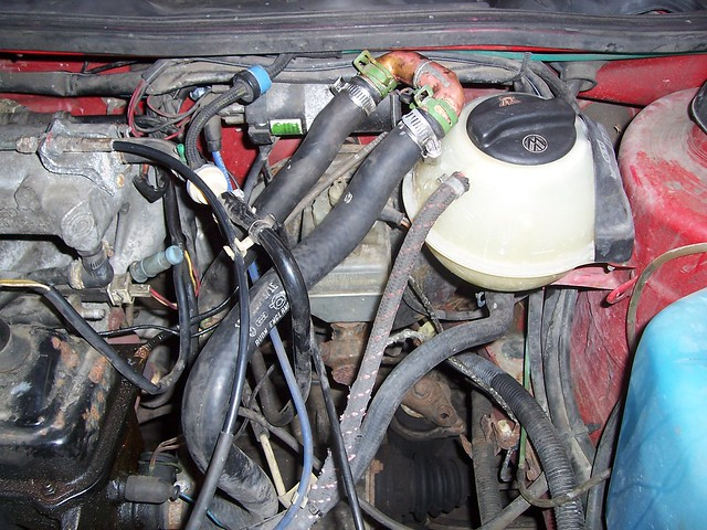 Vw Heater Core Bypass Operation Flickr Photo Sharing