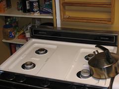 kitchen, room, gas stove, kitchen stove,