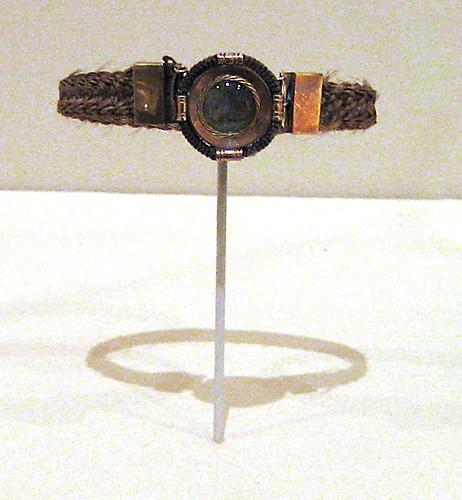 Hair Bracelet, 1808-15