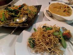 Dinner at Bangkok Thai
