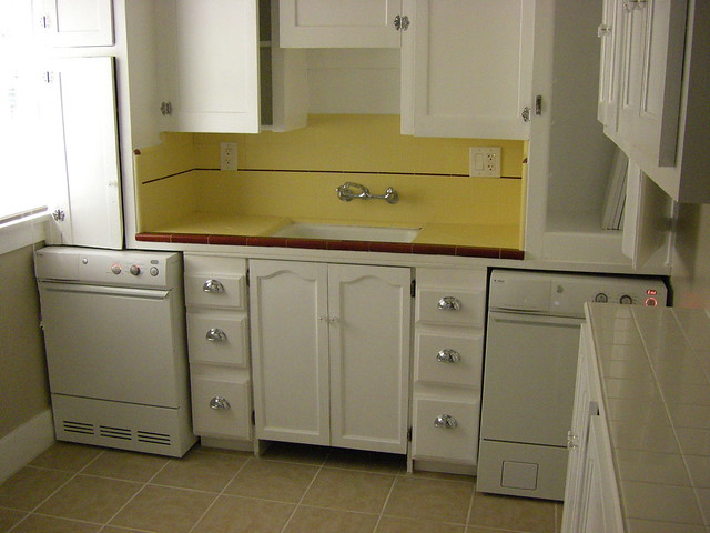Washer and dryers under counter washer and dryer for Under cabinet washer and dryer