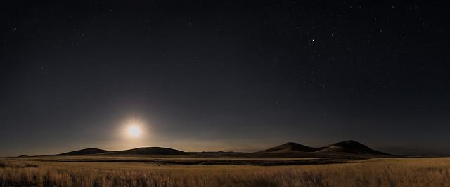 Moonrise, RICOH PENTAX K-3, HD PENTAX-DA 15mm F4 ED AL Limited