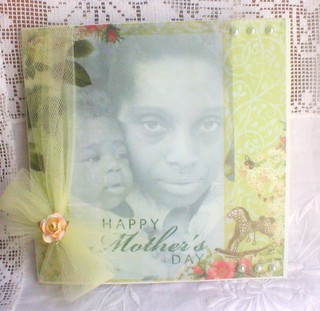 Mom and Baby Card