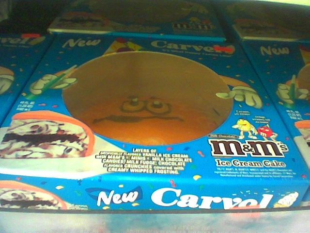 Are Carvel Cakes Gluten Free