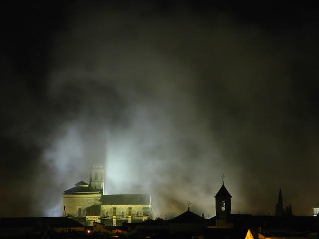 La niebla sobre Úbeda/Fog over Ubeda