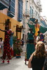 Straßenkünstler in Habana Vieja
