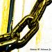 Chain on the door by asolomon16
