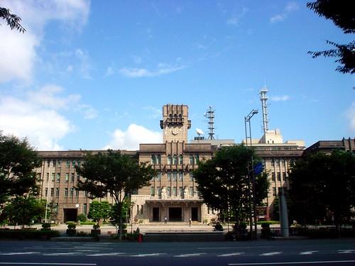 20070925 京都玩第三天 002 京都市役所.jpg