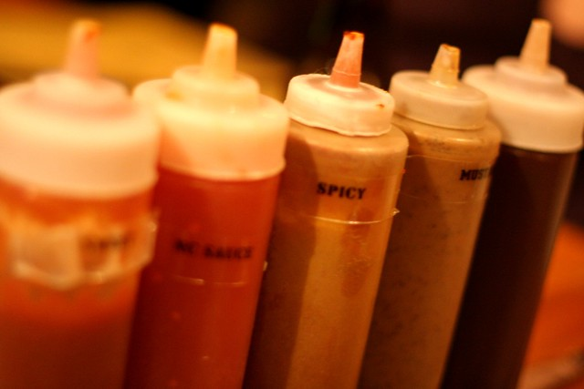 condiment industry analysis variety