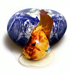 Earth Egg