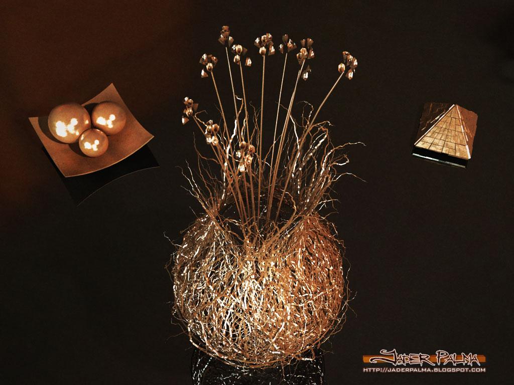 Vaso de decoração by Jader Palma