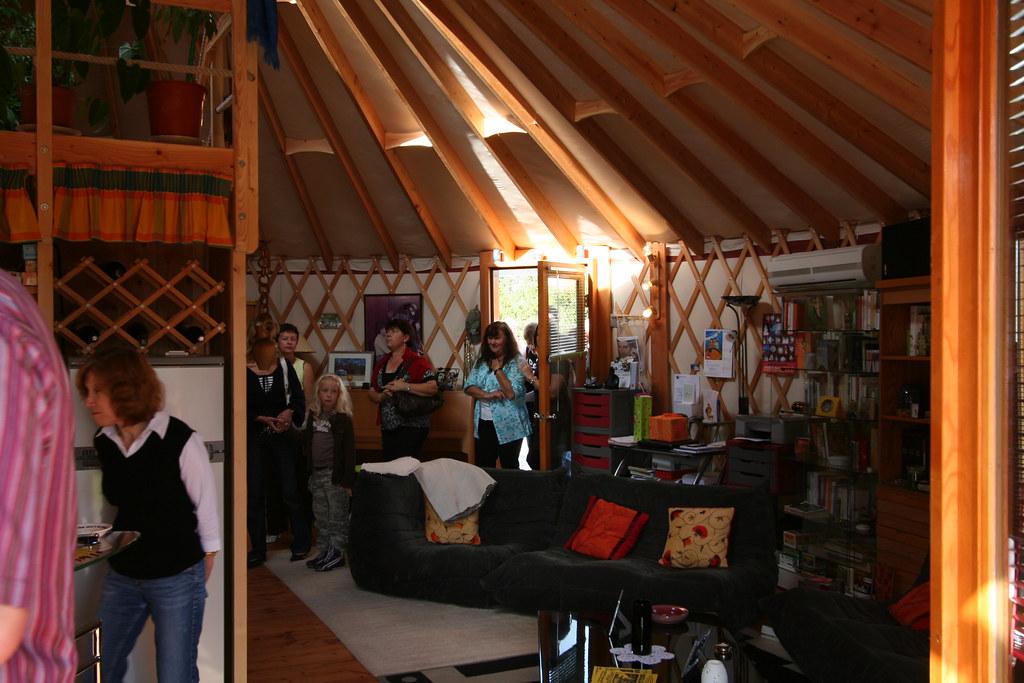 yourte contemporaine 39 s most interesting flickr photos picssr. Black Bedroom Furniture Sets. Home Design Ideas