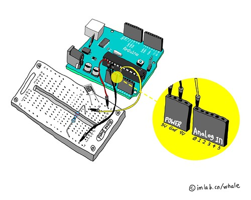 Connect Sensors to Arduino