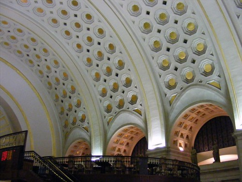 The arches of Union Station. acnatta/Flickr