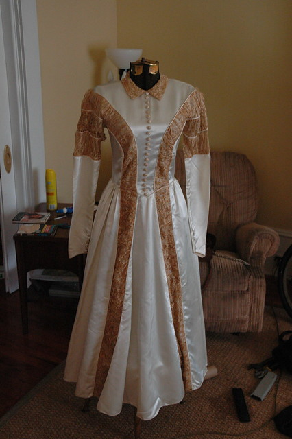 1940s wedding dress flickr photo sharing