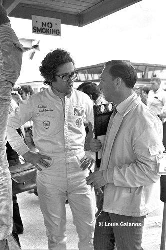 Andrea de Adamich - Daytona 1972