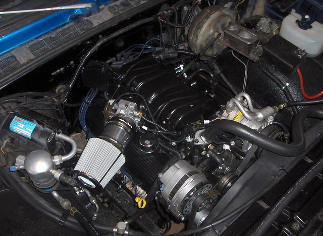 L29 (Vortec 454) in Square? - The 1947 - Present Chevrolet
