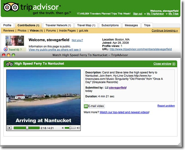 Tripadvisor Nantucket