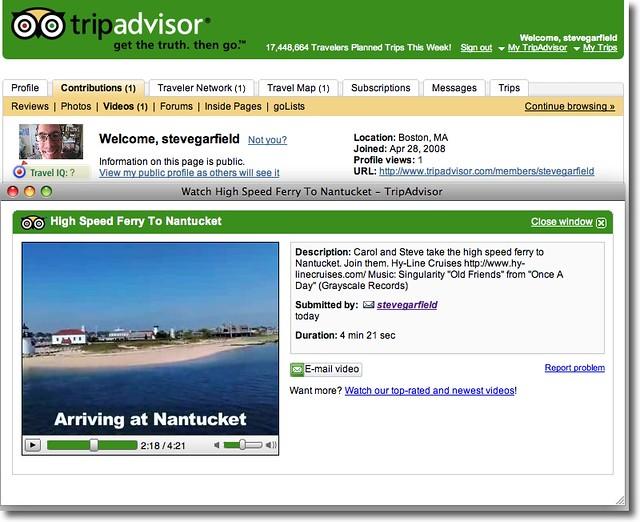 Tripadvisor Nantucket