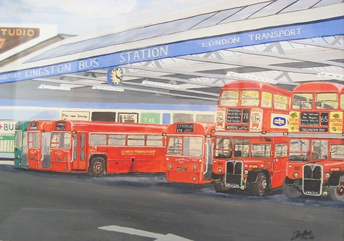 Kingston Bus Station
