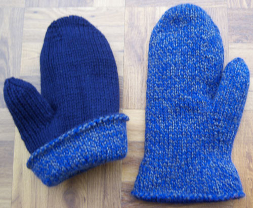 Double Knit Mitten Pattern : Double Knit Mittens Flickr - Photo Sharing!