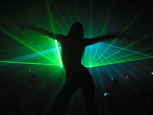 Trance party flickr photo sharing for Google terance