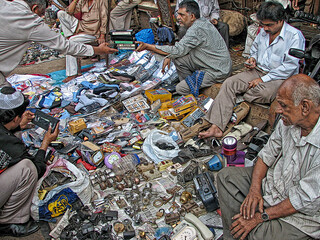 Treasure hunt on a lazy Sunday at Chor Bazar - Things to do in New Delhi