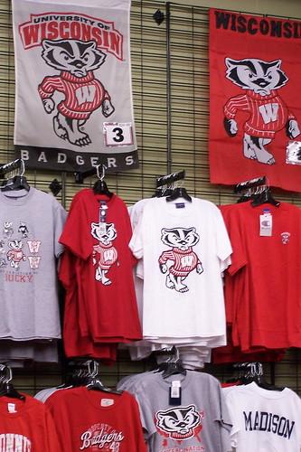 Bucky merchandise