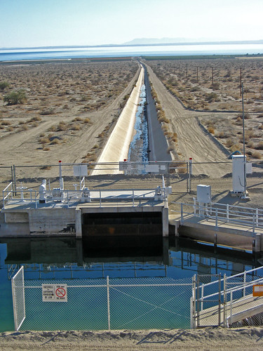 Coachella Canal - Cleveland Street Branch to Salton Sea (1181)