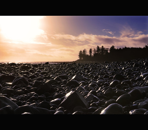 canada beach nature sunrise landscape island islands coast tim bc charlotte queen shore environment ennis graham gwaii haida blueribbonwinner tlell aplusphoto timennis