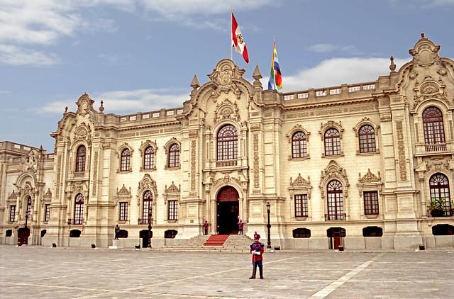 Peru-266 - Government Palace