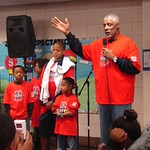 @ NBA All-Star Weekend: Day of Service, Laurel School