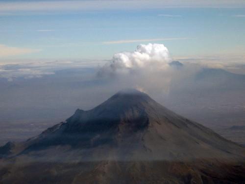 Cima del Popocatépetl