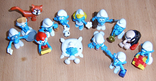 Smurfs For Sale