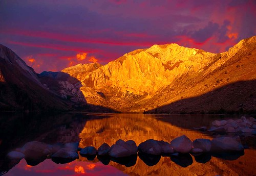 Laurel Mountain - Convict Lake Sunrise 3