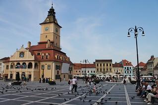 [Brașov] Centre-ville