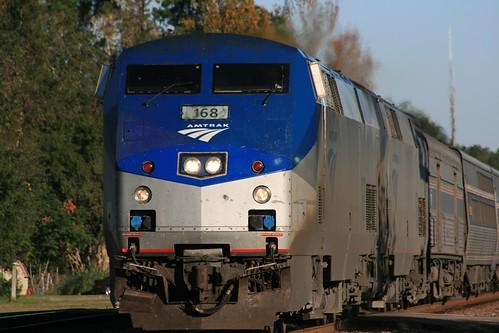 Amtrak 168