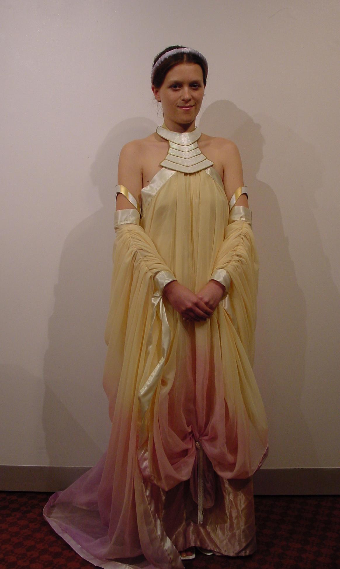 Fluidr / Padme\' Amidala Lake Dress by Matt & Kristy