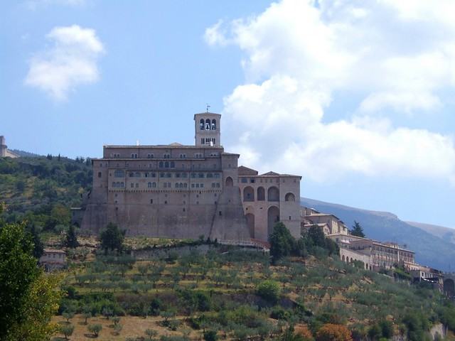 The Franciscan monastery Assisi (Umbria, Italy) | Flickr - Photo ...