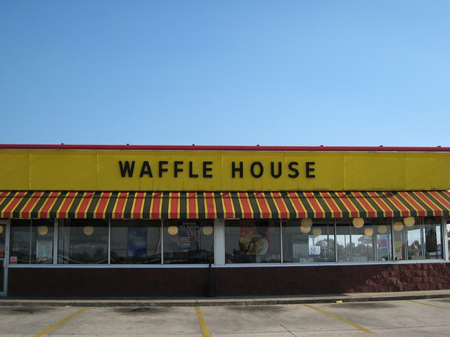 Waffle House Orange Beach Al