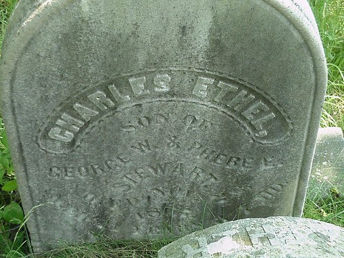 Charles Ethel STEWART by midgefrazel