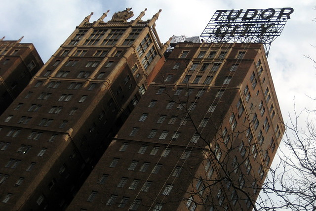 Tudor Hotel Nyc