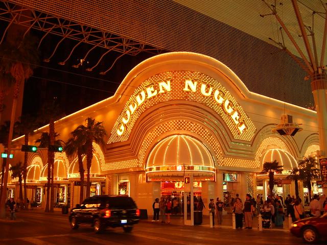 The Golden Nugget Spa Atlantic City