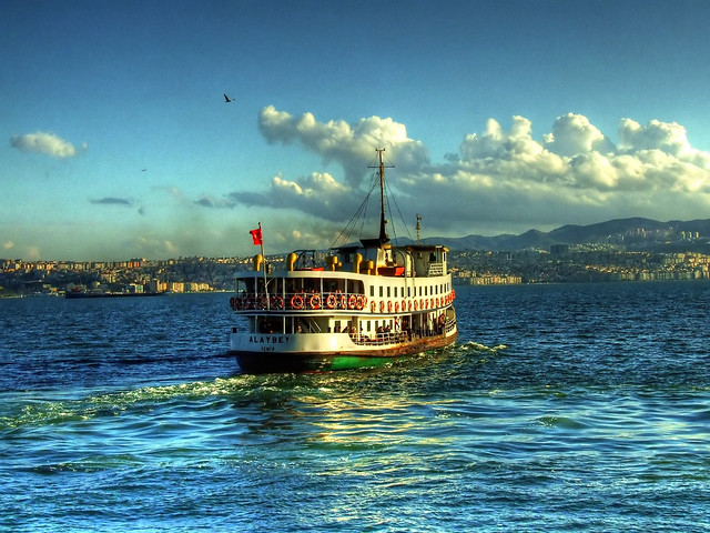 We love izmir...
