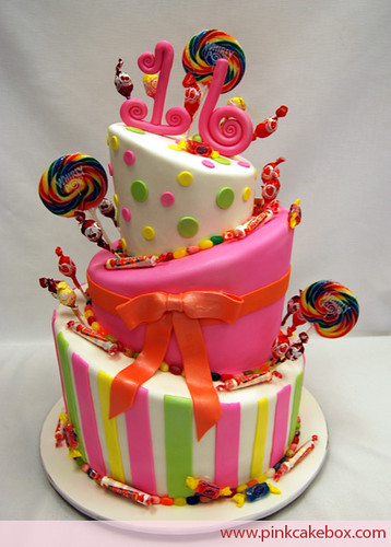 Smarties Inside Cake Recipe