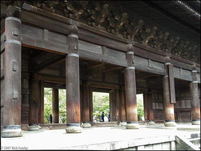 Nanzenji Temple Gate