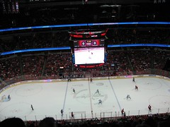 Washington Capitals vs. Atlanta Thrashers